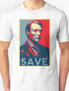 Save Hannibal  T-Shirt