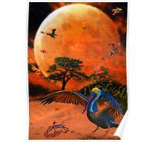 Eastern Shore ~Jubilee Moon Poster