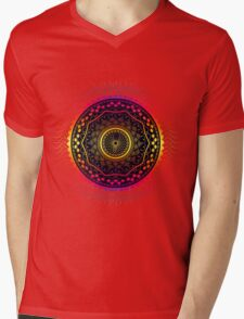Rich Mandala  Mens V-Neck T-Shirt