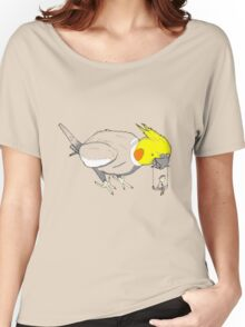 Bird toys Women's Relaxed Fit T-Shirt