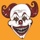 Bio Hazard Clown by Octavio Velazquez