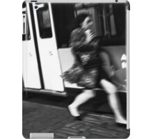 """""""HOLD THE BUS"""" iPad Case/Skin"""