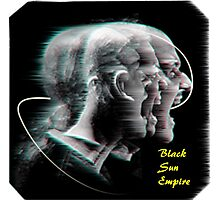 Black Sun Empire Photographic Print