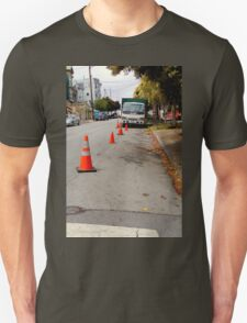 Up The Street Unisex T-Shirt
