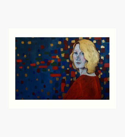 Annette  Art Print