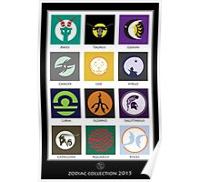 Horoscope Collection 2015  Poster