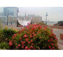 Jersey City Pier Photographic Print