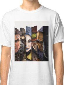 BOrderlands 2 Characters =2 Classic T-Shirt