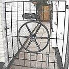 Sail-makers Gate at Weymouth Dorset UK by lynn carter