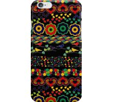 Nature in Patterns iPhone Case/Skin
