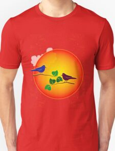 Sunrise Sunset Unisex T-Shirt