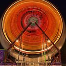 Fair Ferris Wheel by Ann J. Sagel