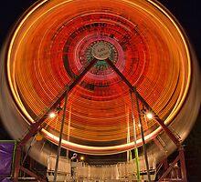Fair Ferris Wheel by Ann J. Sagel