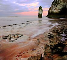 Sea Stack by peartree