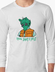 Greedo Long Sleeve T-Shirt