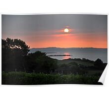 Kerry Sunset 2 Poster