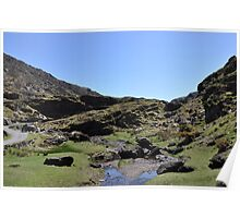 Gap of Dunloe, Kerry, Ireland Poster
