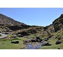 Gap of Dunloe, Kerry, Ireland Photographic Print
