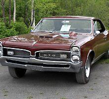 1967 Pontiac GTO by HALIFAXPHOTO