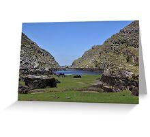 Gap of Dunloe, Kerry, Ireland 2 Greeting Card