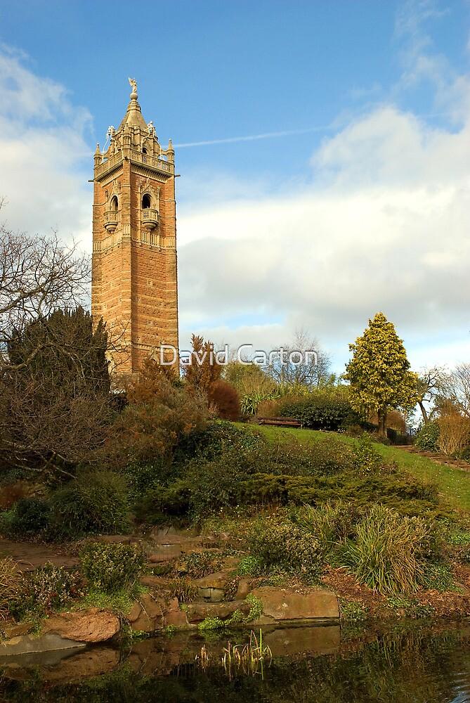 Cabot tower, Bristol, UK by David Carton