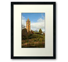Cabot tower, Bristol, UK Framed Print