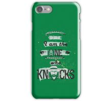 Breaking Bad Typography iPhone Case/Skin