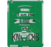 Breaking Bad Typography iPad Case/Skin