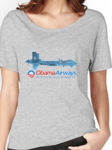 Obama Airways Women's Relaxed Fit T-Shirt