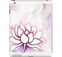 Dreaming of A Lotus iPad Case/Skin