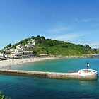 Welcome to Looe by Wayne Holman