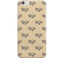 Tea Stained 01 iPhone Case/Skin