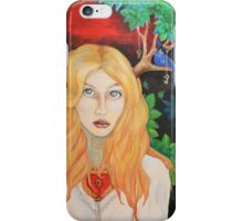 Really Love Your Secrets (Wanna Shake Your Trees) iPhone Case/Skin