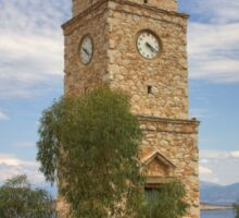 Halki Clock Tower Sticker