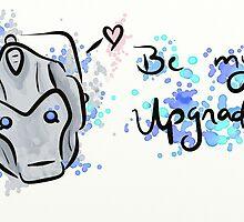 Cyberman Valentine by LadyElizabeth