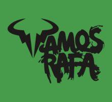 VamosRafa Baby Tee