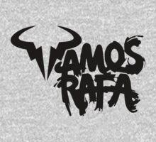 VamosRafa Kids Tee