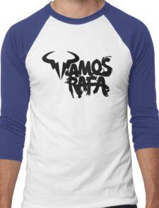 VamosRafa Men's Baseball ¾ T-Shirt