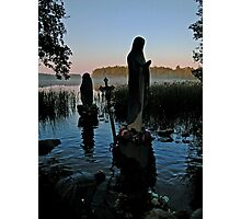Marian apparition place Photographic Print