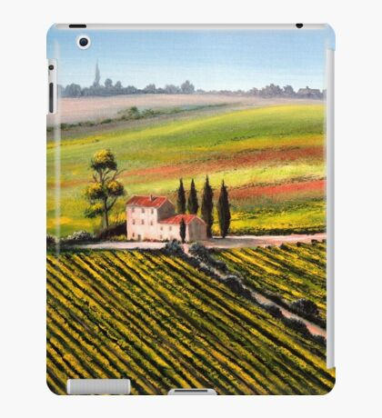 Tuscan Tranquility iPad Case/Skin