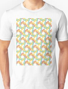 Abstract floral Pattern Unisex T-Shirt