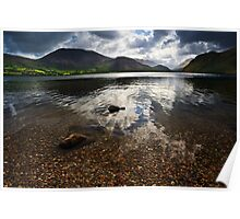 Ennerdale Water - English Lakes, Cumbria. UK Poster