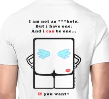 Only IF you want ;D Unisex T-Shirt