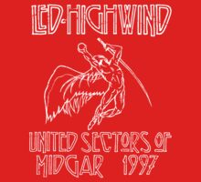 Led Highwind Kids Tee