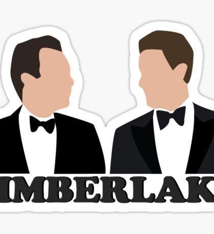 Jimberlake Sticker