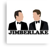 Jimberlake Canvas Print