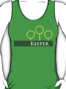 Quidditch Keeper T-Shirt