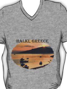Halki Sunrise (version 1) T-Shirt