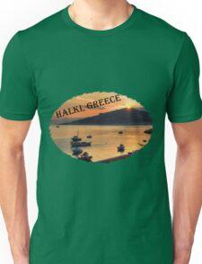 Halki Sunrise (version 2) Unisex T-Shirt