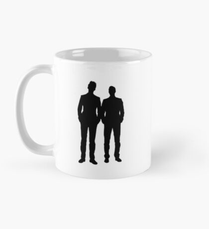 I do Klaine - total black Mug